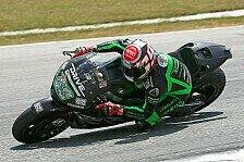 MotoGP - Abraham hat Schmerzen: Aspar-Piloten mit positiven Eindr�cken