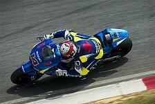 MotoGP - Elektronik bockt herum: Suzuki holt dritten Piloten f�r Tests