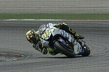 MotoGP - Lorenzo f�hlt sich besser: Rossi: Noch ein positiver Tag