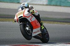 MotoGP - Iannone dennoch starker Vierter: Pramac kann weiche Reifen noch nicht nutzen