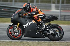 MotoGP - Zum ersten Mal von Beginn an vorne dabei: Forward: Espargaro angriffslustig nach Katar