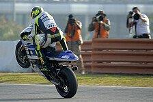 MotoGP - Der Altmeister zeigt allen noch mal, wie's geht: User �berzeugt: Rossi schl�gt 2014 zur�ck
