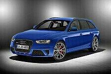 Auto - Hommage an einen modernen Klassiker: Audi RS 4 Avant Nogaro selection feiert Premiere