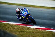 MotoGP - Gro�er Aufholbedarf: Suzuki k�mpft sich zur�ck