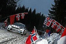 WRC - 3 - 2 - 1 - Volkswagen: Ogier �bernimmt Schweden-F�hrung
