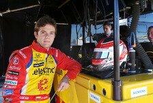 IndyCar - Testfahrten in Sebring: Munoz arbeitet hart f�r den Saisonauftakt