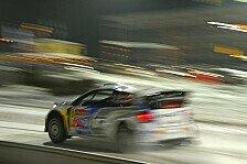 WRC - Weltmeister setzt sich durch: Ogier vs. Mikkelsen - Sekundenduell in Schweden