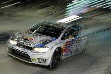 WRC - Bilder: Rallye Schweden - Shakedown & Tag 1