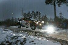 WRC - Erfahrung fehlt: Kubica: R�tselraten auf der Strecke