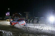 WRC - Bilderserie: Rallye Schweden - Die Stimmen nach Tag 2