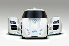 24 h von Le Mans - Nissans ZEOD RC f�r Le Mans