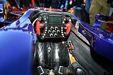 Formel 1 - Kommandostand im Kleinformat: Lenkrad 2014: Display-Revolution durch McLaren