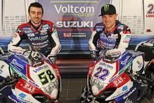 Superbike - Saison 2014 mit H�hen und Tiefen: Denning: Konstanz ist nicht Suzukis St�rke