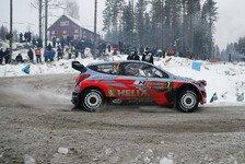 WRC - Portugal: Hyundai schickt drei Autos ins Rennen