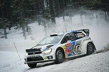 WRC - Selbstvertrauen ist zur�ck: Jari-Matti Latvala triumphiert in Schweden