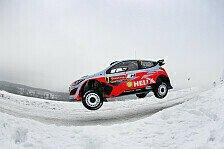 WRC - Er kriegt die Kurve: User glauben an Thierry Neuville