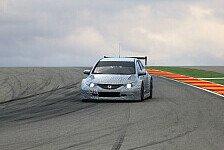 WTCC - Testfahrten in Aragon: Neue Bilder des Honda Civic WTCC