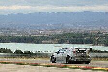 WTCC - Wichtige Erkenntnisse: Honda testet in Barcelona