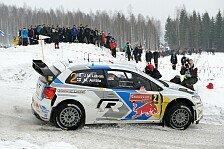 WRC - Bilder: Rallye Schweden - Tag 3