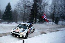 WRC - Bilderserie: Rallye Schweden - Die Stimmen nach Tag 3