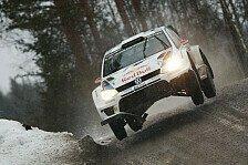 WRC - Mikkelsen, Meeke und Kubica mit Ausritten: Latvala baut Schweden-F�hrung aus