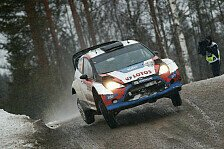 WRC - Keine Probleme mit der Kondition: Kubica: Schweden-Fehler in Mexiko vermeiden