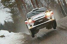 WRC - Ein Eimer voll Geld: Solberg auch in Portugal am Start
