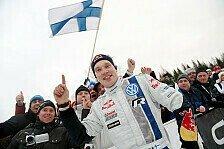 WRC - Keine Angst vor Ogier: Latvala: Weltmeistertitel? Ich arbeite daran!