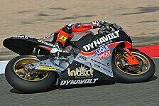 Moto2 - Zwei Tage sturzfrei: Cortese: Pers�nliche Bestzeit zum Abschluss
