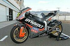 Moto2 - Sandro Cortese - Testfahrten Almeria