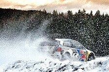 WRC - Wenn sich zwei freuen, �rgert sich der Dritte: Latvala: Ein ganz besonderer Sieg
