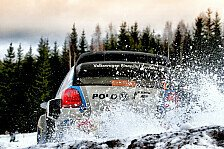 WRC - Sprung ins Gl�ck: Die Eckpfeiler der Rallye Schweden
