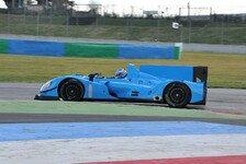 Le Mans Serien - Erfolgreiche erste Ausfahrt: Pegasus erprobt LMP2-Morgan in Magny-Cours