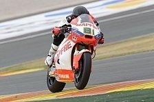 Moto2 - Bilder: Testfahrten Valencia