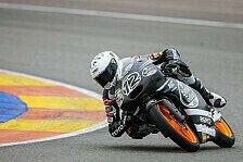 Moto3 - Bilder: Testfahrten Valencia