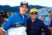 Formel 1 - Es war eine coole Zeit: Alexander Wurz: Ein Leben f�r den Motorsport