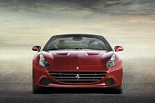 Auto - Inbegriff der Eleganz: Ferrari California T