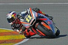 Moto2 - �berrascht �ber gute Tagesleistung: Cortese sturzfrei auf Rang zw�lf