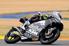 Moto3 - �ttl mitten in der KTM-Armada: Miller verdr�ngt Antonelli