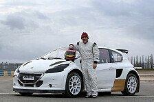 Formel 1 - Ex-Weltmeister f�hrt Rallycross: Villeneuve hat wieder ein Cockpit