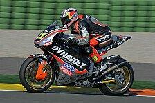 Moto2 - Cortese schnell, Schr�tter flei�ig: Valencia-Tests: So schnitten die Deutschen ab