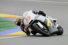 Moto2 - L�thi erster Verfolger: Rabat f�hrt ersten Tag in Jerez an