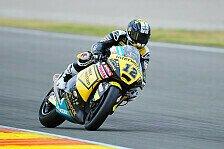 Moto2 - Positive Bilanz nach Valencia: L�thi bei Test-Auftakt vorne dabei