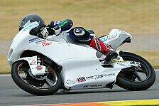 Moto3 - Vertrauen gewinnen, schneller fahren: Luca Gr�nwald: Erster Test lief nicht schlecht