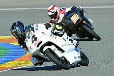 Moto3 - Gr�nwald und Ramos beim Testauftakt mit St�rzen: Schwieriger Auftakt f�r die Kiefer-Jungs