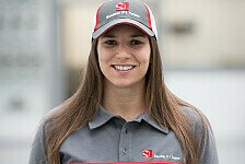 Formel 1 - De Silvestro wird aufgebaut: Sauber will Schweizerin in die F1 bringen