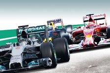 Formel 1 - Red Bull nicht abgeschrieben: Australien GP - Vorschau: Team f�r Team
