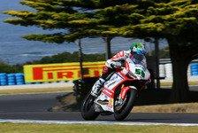 Superbike - Vielversprechende Testzeiten: Canepa geht als EVO-Favorit in die Saison