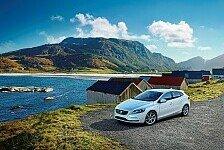 Auto - Vier Editionsmodelle vom h�rtesten Segelrennen inspiriert: Volvo Ocean Race Edition feiert Weltpremiere