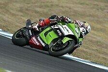 Superbike - Sykes am Ende noch zufrieden: Baz holt die Kawasaki-Kohlen aus dem Feuer